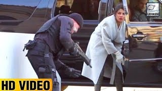 Priyanka Chopra Shoots For Quantico Season 3 | LehrenTV