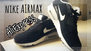 getlinkyoutube.com-Nike AIR MAX 90 de AliExpress en Español