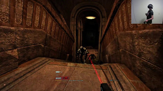 Doom 3 ROE (HTC Vive VR) Veteran Difficulty part 1