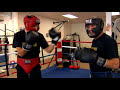 Counter-Punching & Boxing Defense : How to Counter a Left Jab with the Right Glove in Boxing