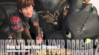 getlinkyoutube.com-How to Train Your Dragon 2's Jay Baruchel, America Ferrera & Dean DeBlois