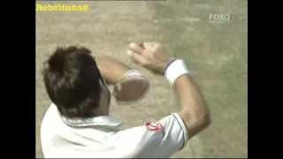 getlinkyoutube.com-4 4 4 4 4 4 Sanath Jayasuriya MAGIC BATTING 24 runs in one over.....