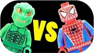 getlinkyoutube.com-LEGO 4852 The Final Showdown LEGO Spider-Man Review