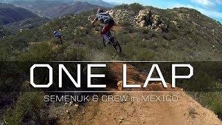 getlinkyoutube.com-Brandon Semenuk GoPro Downhill Run with Luca Cometti