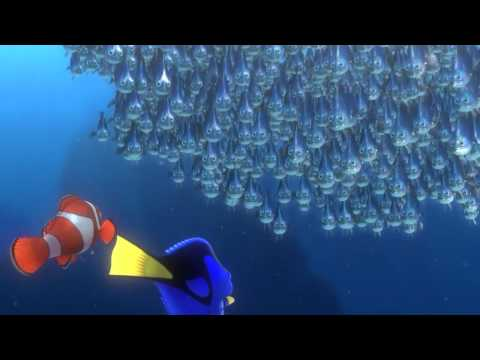 Finding Nemo 10th Anniversary Easter Eggs Hunt