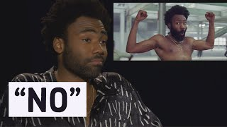 Donald Glover Doesn't Want To Explain