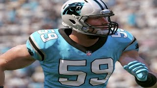 getlinkyoutube.com-97 OVR!! LUKE KUECHLY BALLING | MADDEN 17 ULTIMATE TEAM GAMEPLAY EPISODE 50