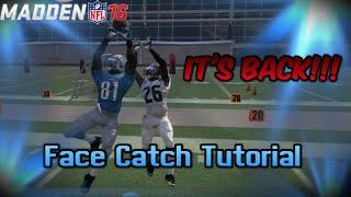 getlinkyoutube.com-Madden NFL 16: Face Catch Tutorial