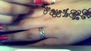 getlinkyoutube.com-Henna By Sabina- Another Simple Design