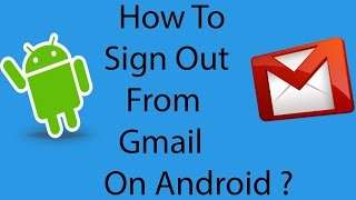 getlinkyoutube.com-How to sign out gmail account from android mobile [Hindi] 2016