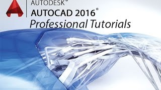 getlinkyoutube.com-Beginner Tutorial 1 - Autodesk AutoCad 2016 - Designing a Basic House