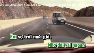 getlinkyoutube.com-[ Karaoke HD ] Người Tình Mùa Đông Remix