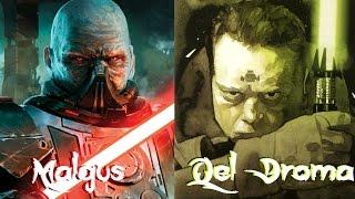 Versus Series: Darth Malgus vs Ulic Qel-Droma (ft. Rob Terra)