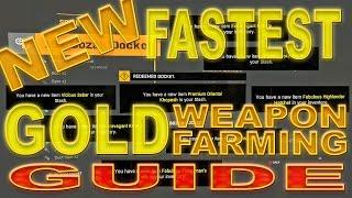 Dying Light - Fastest Gold Weapon Farming Guide (New Gold Weapons Farming Method) Bozak Docket Farm