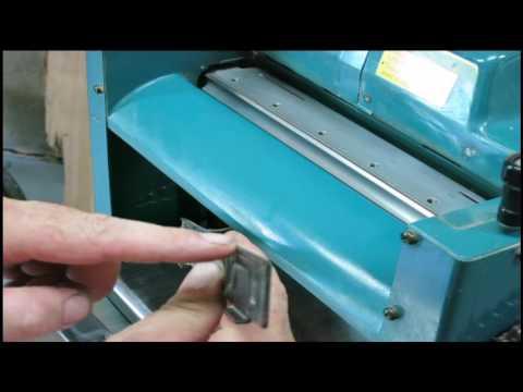 Maintenance on the Makita 2012 Youtube Thumbnail