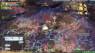 getlinkyoutube.com-Tree of savior R6 Cosair C2 Double Weapon Assault