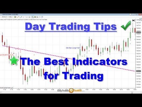 Day Trading Tips - The Best Indicators for Day-Trading -SLhlQPB9kuI