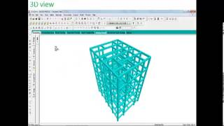 getlinkyoutube.com-GRIET-CIVIL(R09)-3D ANALYSIS AND DESIGN OF MULTISTORIED BUILDING USING STAAD.PRO