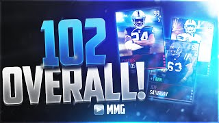 getlinkyoutube.com-102 Overall Gameplay/Review! Highest Madden Mobile Overall!