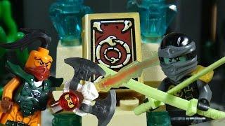 getlinkyoutube.com-LEGO NINJAGO THE MOVIE PART 26 - SKYBOUND - THE BOOK OF SPELLS