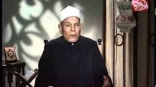 getlinkyoutube.com-الشيخ عطية صقر برنامج الانسان والاسلام الحلقة التاسعة   YouTube