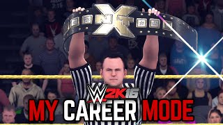 "getlinkyoutube.com-WWE 2K16 My Career Mode - Ep. 21 - ""NXT TITLE MATCH!!"" [WWE MyCareer PS4/XBOX ONE/NEXT GEN Part 21]"