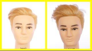 getlinkyoutube.com-Justin Bieber i-D Magazine Hairstyle - TheSalonGuy