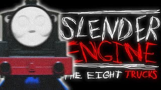 getlinkyoutube.com-TOMICA Thomas & Friends Short 20: Slender Engine - The Eight Trucks