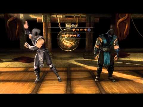All Normal Fatalities in Mortal Kombat (2011) [1080p HD] (PS3/XBOX 360)
