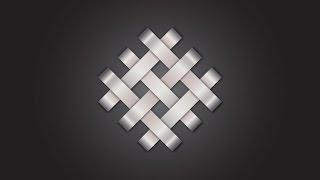Illustrator Tutorial | Logo Design (Cross Stripes)