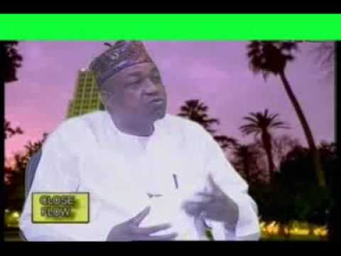 Bala Ka'Oje's Dream For Nigeria @ 53 - Festour
