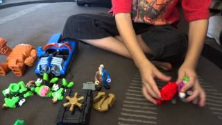 getlinkyoutube.com-My Imaginext Batman Toys Part 2 of 2