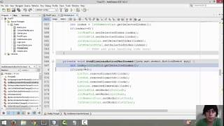 getlinkyoutube.com-Sistema de Alquiler de Videos (Java - NeatBeans) - Jim Nuñez