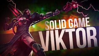 getlinkyoutube.com-LoL - Solid Viktor Game