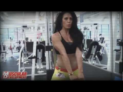 Женский бодибилдинг и фитнес: мотивирующее видео