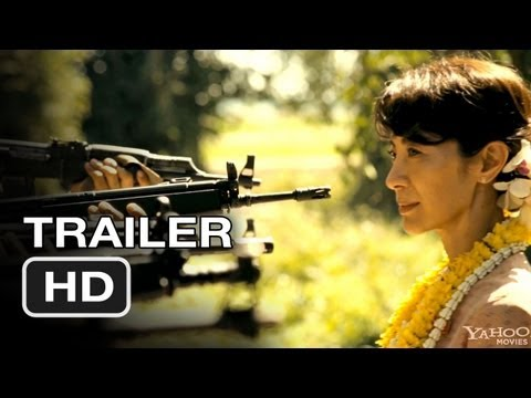 The Lady (2011) Trailer HD - Luc Besson Movie