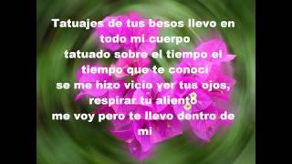 Tatuajes - Joan Sebastian (letra)