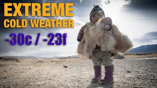 Packing for EXTREME COLD weather Travel