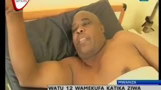 Ajali ya Gari Kuzama Ziwani Mwanza Yaua 12