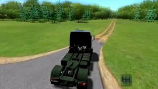 City Car Driving 1.5.3 | KamAZ 5460 Truck | Custom Sound | [+DOWNLOAD LINK] [1080p] [HD]