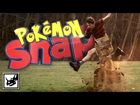 Pokémon Snap: The Movie (Trailer)
