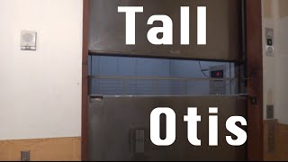 VERY interesting Otis Freight and service elevators @ Westfield San Francisco Centre