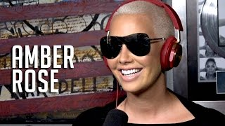 getlinkyoutube.com-Amber Rose Announces She is Taking Over Loveline, Updates Her Love Life + Wanting Another Kid w/ Wiz