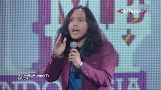 Alip: Iron Man Garuk Punggung - The Best of SUCI 7