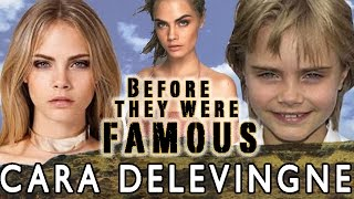 getlinkyoutube.com-Cara Delevingne - Before They Were Famous