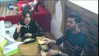 getlinkyoutube.com-حديث بين سهيله ومحمد عباس على طاولة الغذاء ليوم الاثنين 19-10-2015