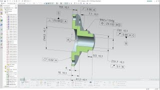 SIEMENS NX 10 - PRODUCT AND MANUFACTURING INFORMATION (PMI)