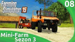 """getlinkyoutube.com-Let's play Fs 15 - Mini-Farm #8 """"Panie, gdzie 'piniondze' są za traktor?!?"""""""