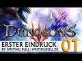 Erster Eindruck: Dungeons 3 01 [deutsch]