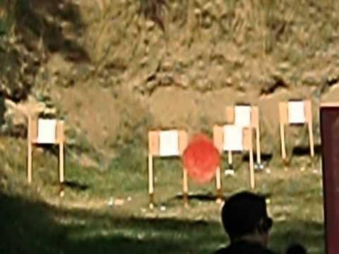 1. IPSC World Shotgun Championship Debrecen Hungary 2012 Jerry Miculek Stage 10.AVI